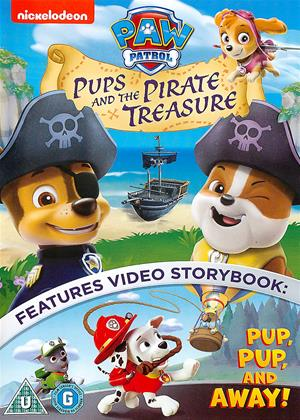 Rent Paw Patrol: Pups and the Pirate Treasure Online DVD & Blu-ray Rental
