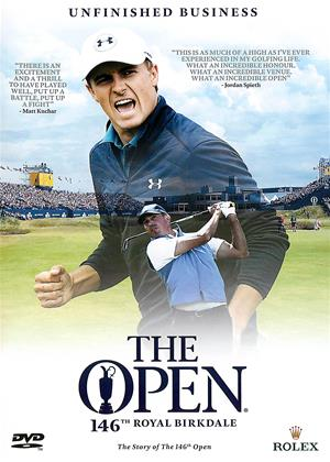 Rent Unfinished Business: The Story of the 146th Open (aka The Story of the Open Golf Championship 2017: The Official Film) Online DVD & Blu-ray Rental