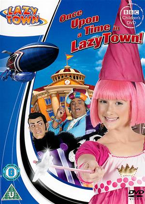 Rent LazyTown: Once Upon a Time in LazyTown! Online DVD & Blu-ray Rental