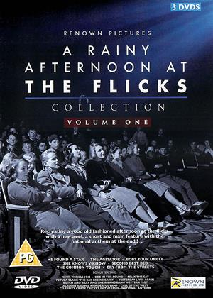 Rent A Rainy Afternoon at the Flicks: Vol.1 Online DVD & Blu-ray Rental
