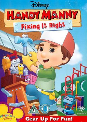 Handy Manny: Fixing It Right Online DVD Rental