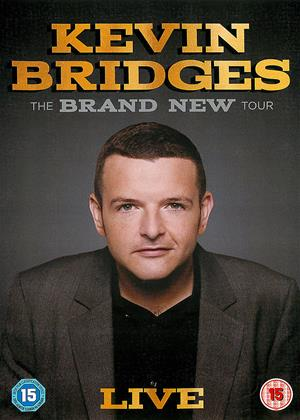 Rent Kevin Bridges: The Brand New Tour: Live Online DVD & Blu-ray Rental
