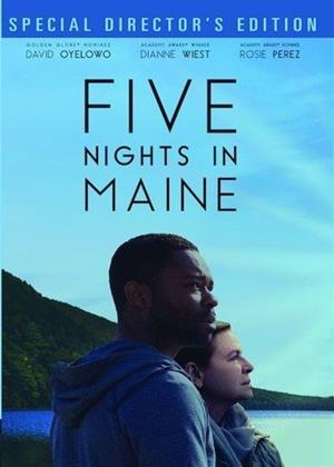 Rent Five Nights in Maine Online DVD & Blu-ray Rental