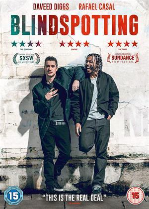 Rent Blindspotting Online DVD Rental