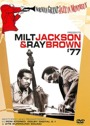 Rent Milt Jackson and Ray Brown '77 Online DVD & Blu-ray Rental