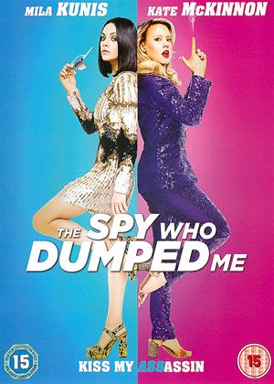 Rent The Spy Who Dumped Me Online DVD & Blu-ray Rental