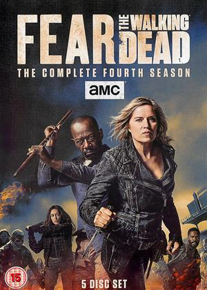 Rent Fear the Walking Dead: Series 4 Online DVD Rental