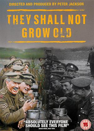 Rent They Shall Not Grow Old Online DVD Rental