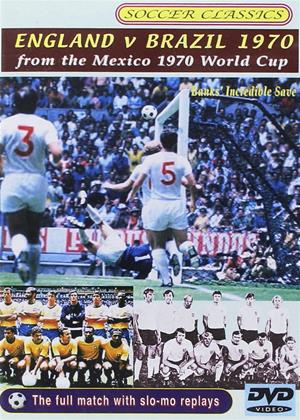 Rent The 1970 World Cup: England Vs Brazil Online DVD & Blu-ray Rental