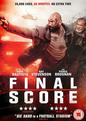 Rent Final Score Online DVD & Blu-ray Rental