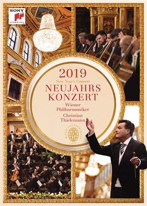Rent New Year's Concert: 2019: Wiener Philharmoniker (Christian Thielemann) (aka Neujahrskonzert 2019) Online DVD Rental