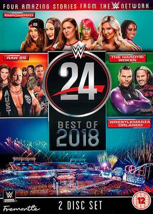 Rent WWE: WWE 24: The Best of 2018 Online DVD & Blu-ray Rental