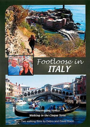 Footloose in Italy: Cinque, Terre and Venice Online DVD Rental