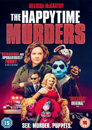 Rent The Happytime Murders Online DVD & Blu-ray Rental