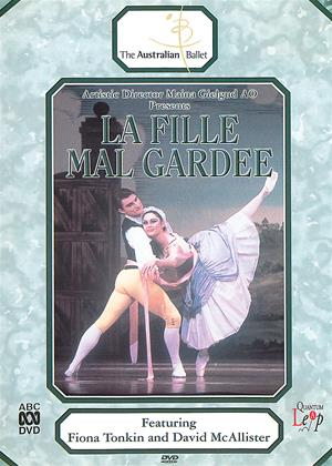 Rent La Fille Mal Gardee (aka La Fille Mal Gardee: The Australian Ballet) Online DVD & Blu-ray Rental