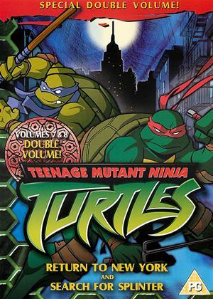 Rent Teenage Mutant Ninja Turtles: Vol.7 and 8 Online DVD & Blu-ray Rental