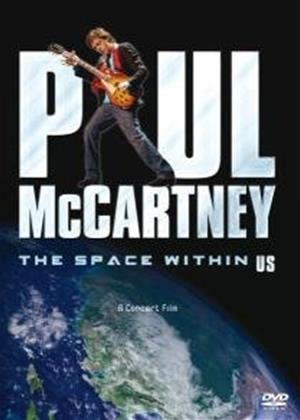 Paul McCartney: The Space Within Us Online DVD Rental