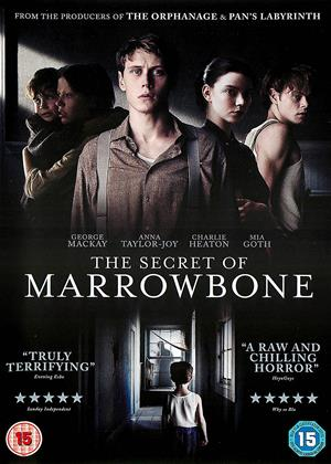 The Secret of Marrowbone Online DVD Rental