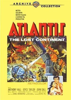 Rent Atlantis: The Lost Continent Online DVD Rental