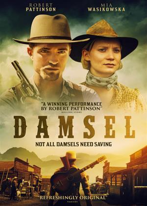 Rent Damsel Online DVD Rental