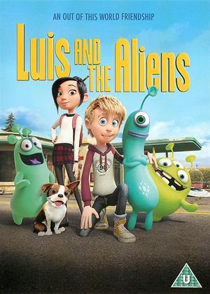 Luis and the Aliens Online DVD Rental