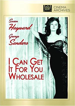 Rent I Can Get It for You Wholesale (aka This Is My Affair / Only the Best) Online DVD & Blu-ray Rental