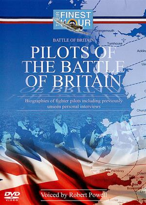 Rent Pilots of the Battle of Britain (aka Their Finest Hour: Pilots of the Battle of Britain) Online DVD & Blu-ray Rental
