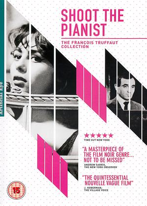 Rent Shoot the Pianist (aka Tirez Sur Le Pianiste / Shoot the Piano Player) Online DVD & Blu-ray Rental