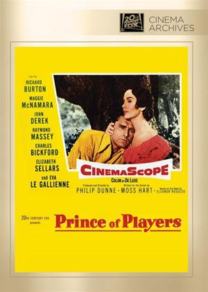 Rent Prince of Players Online DVD & Blu-ray Rental