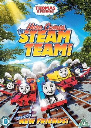 Rent Thomas and Friends: Here Comes the Steam Team! Online DVD & Blu-ray Rental