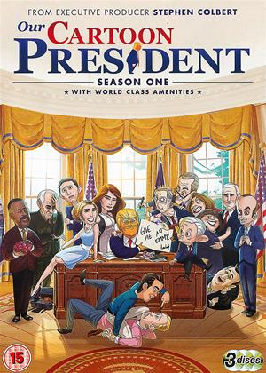 Rent Our Cartoon President: Series 1 (aka Cartoon President) Online DVD Rental