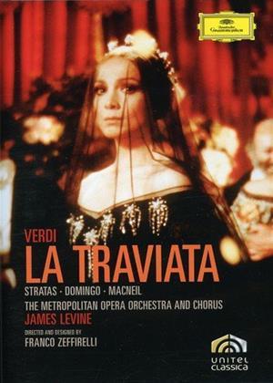 Rent La Traviata: Metropolitan Opera (James Levine) Online DVD & Blu-ray Rental