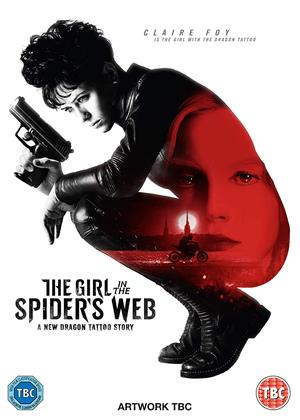 Rent The Girl in the Spider's Web Online DVD Rental