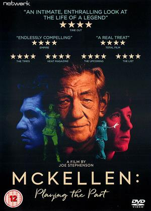 Rent McKellen: Playing the Part Online DVD & Blu-ray Rental