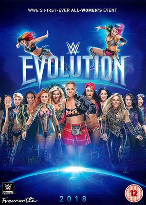 Rent WWE: Evolution 2018 Online DVD & Blu-ray Rental