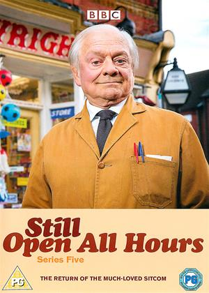 Rent Still Open All Hours: Series 5 Online DVD & Blu-ray Rental