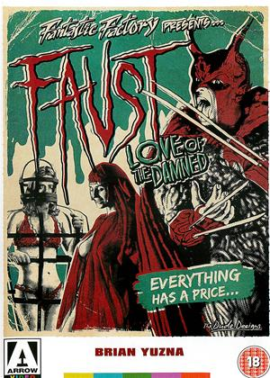 Rent Faust (aka Faust: Love of the Damned) Online DVD & Blu-ray Rental