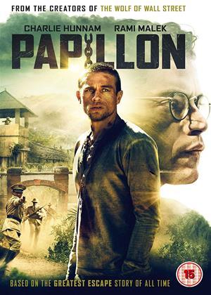 Rent Papillon Online DVD Rental