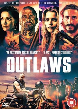 Rent Outlaws (aka 1% / One Percent) Online DVD Rental