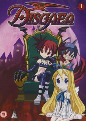 Rent Disgaea: Vol.1 Online DVD & Blu-ray Rental