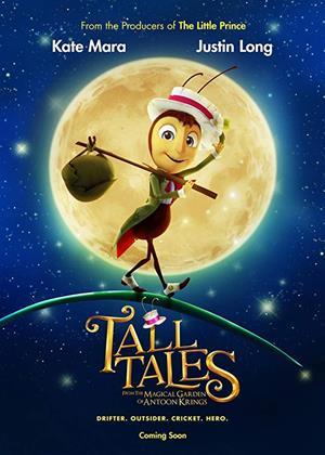 Rent Tall Tales (aka Tall Tales from the Magical Garden of Antoon Krings / Drôles de petites bêtes) Online DVD & Blu-ray Rental