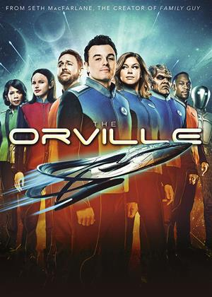Rent The Orville Online DVD & Blu-ray Rental