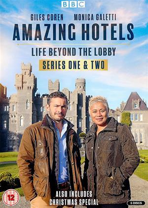Rent Amazing Hotels: Life Beyond the Lobby (aka Amazing Hotels: Life Beyond the Lobby: Series 1 and 2) Online DVD Rental