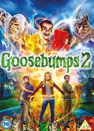 Rent Goosebumps 2: Haunted Halloween Online DVD Rental