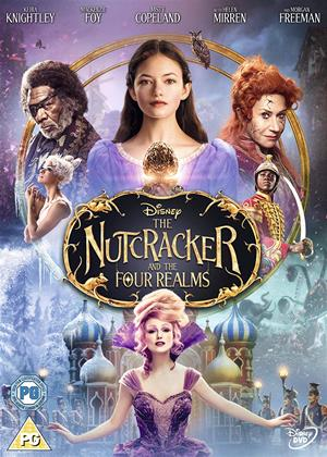 Rent The Nutcracker and the Four Realms Online DVD Rental