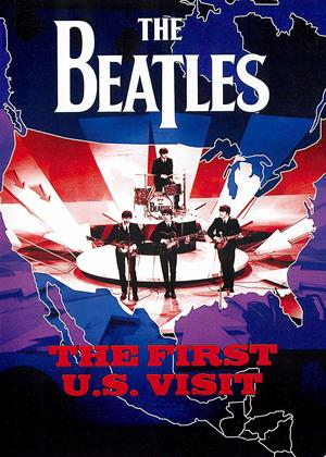 Rent The Beatles: The First U.S. Visit Online DVD & Blu-ray Rental