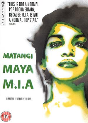 Rent Matangi / Maya/M.I.A. (aka Untitled M.I.A Documentary) Online DVD Rental