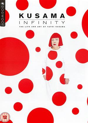 Rent Kusama: Infinity (aka Kusama: Princess of Polka Dots) Online DVD & Blu-ray Rental