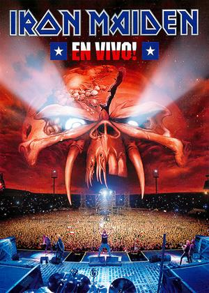 Rent Iron Maiden: En Vivo! Online DVD & Blu-ray Rental