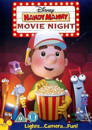 Handy Manny: Movie Night Online DVD Rental
